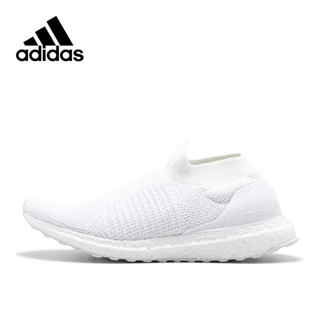 adidas no lace shoes