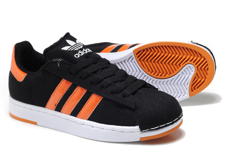 adidas orange shoes