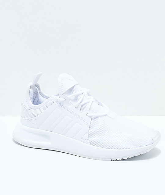 All White Adidas Shoes   Shop Adidas Shoes For Men · Women ·Kids ... cf9b7a275