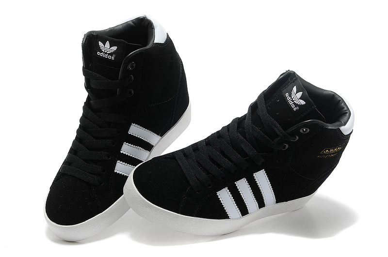black adidas sneakers womens