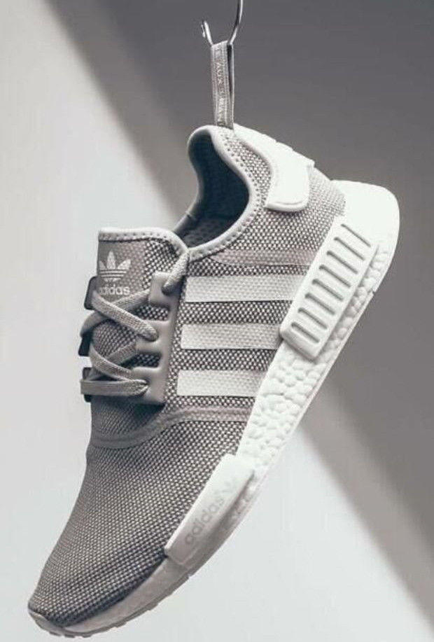 gray adidas shoes