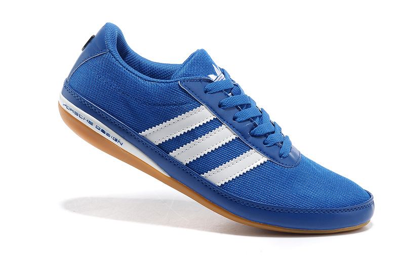 mens blue adidas shoes