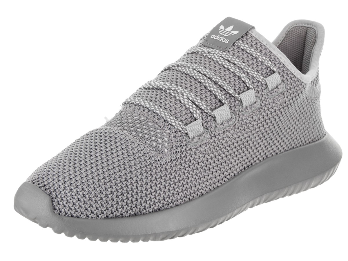 mens grey adidas shoes