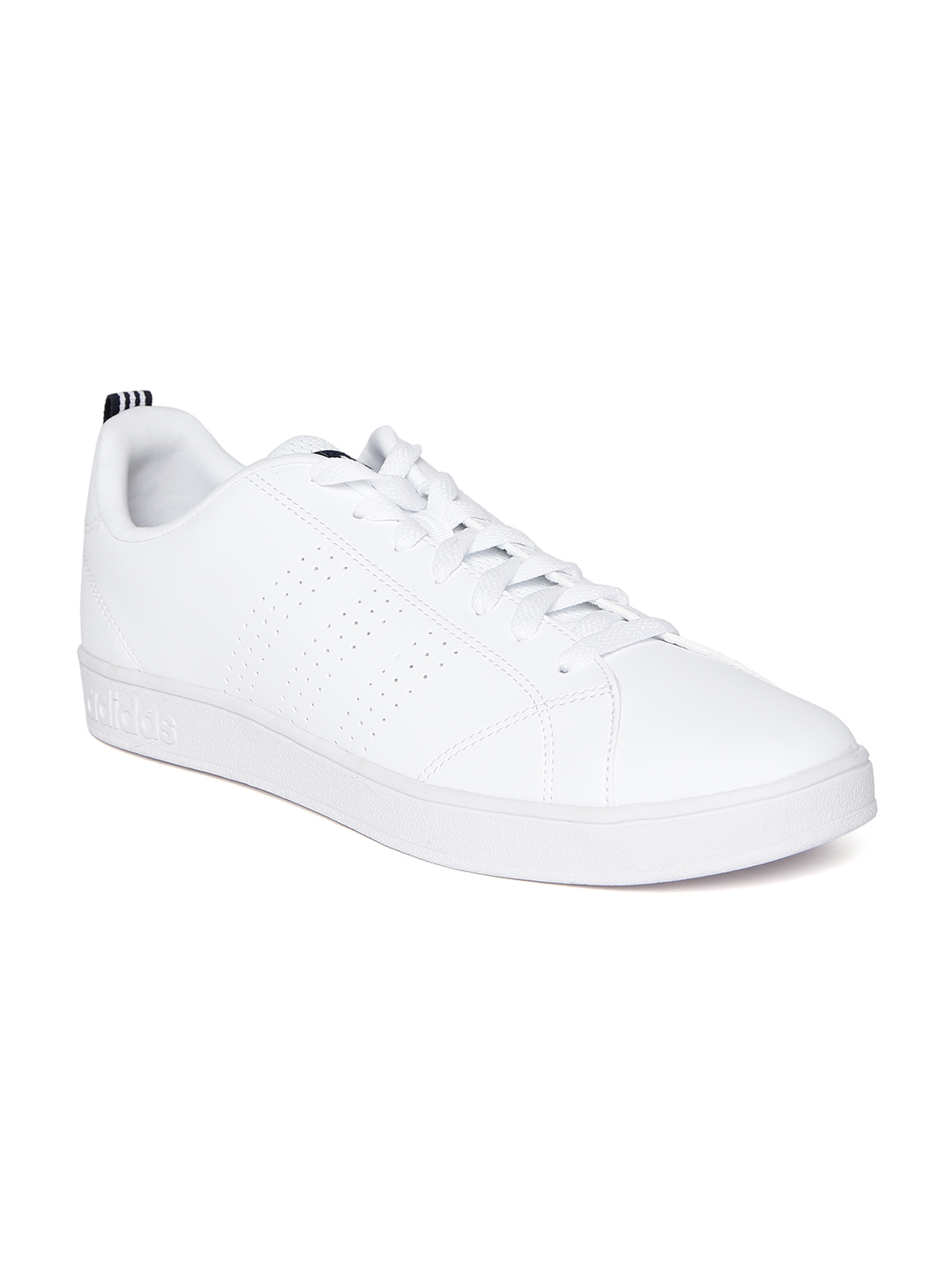mens white adidas sneakers