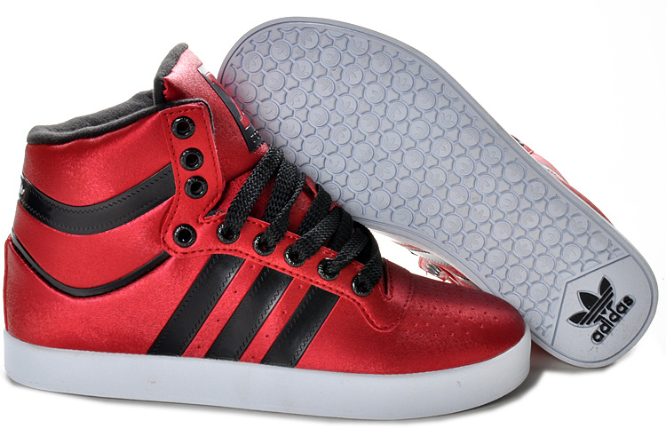 best sneakers c21ef 9b5a7 red and black adidas shoes