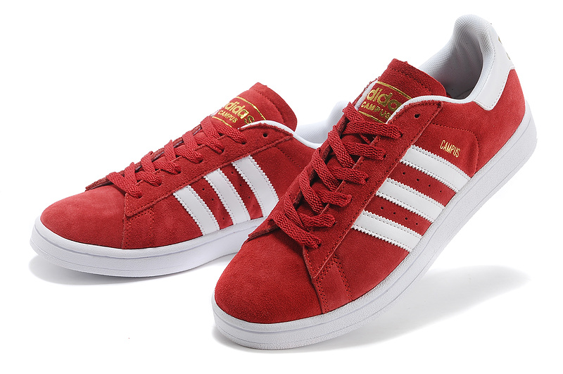 4ceee4cb17d2 red and white adidas shoes