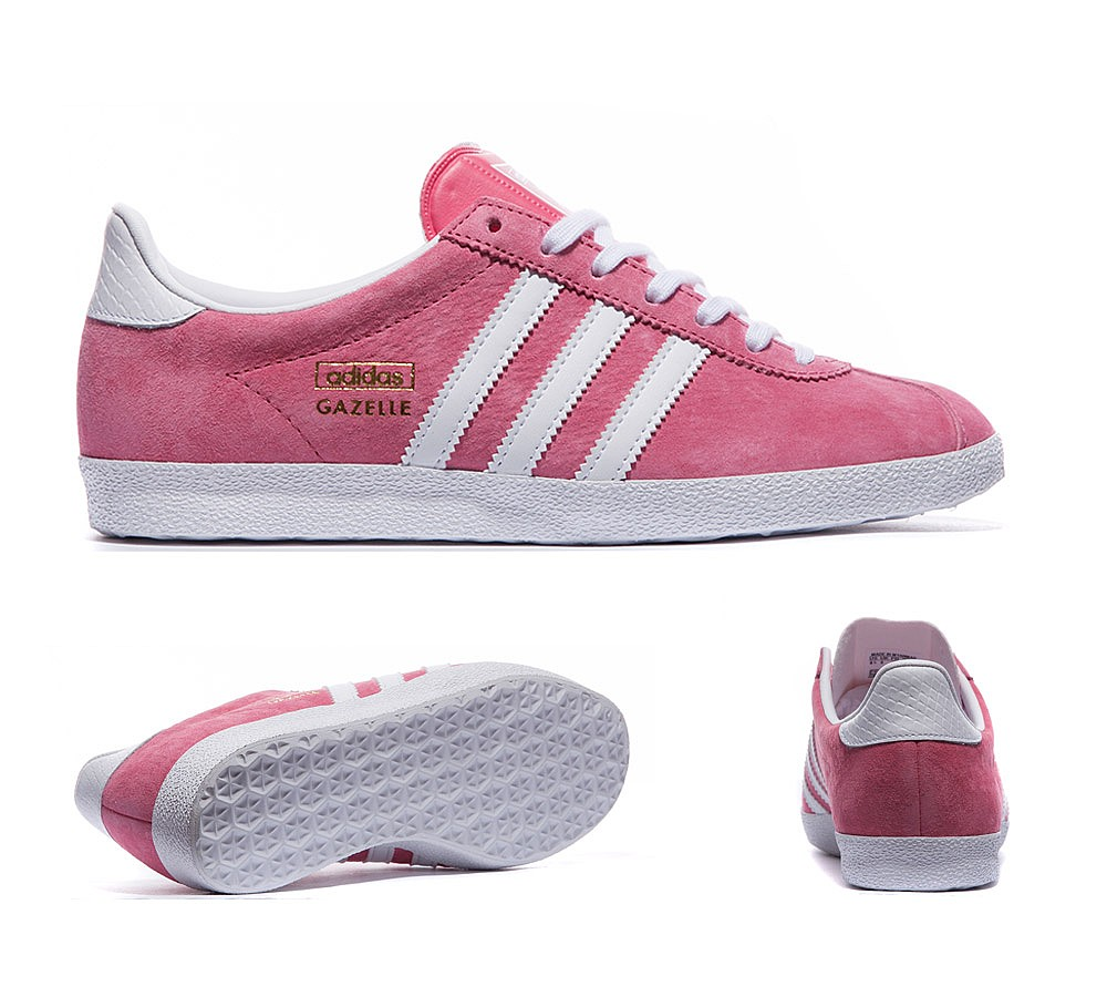 new arrival dd16b 5e0fc womens adidas originals gazelle